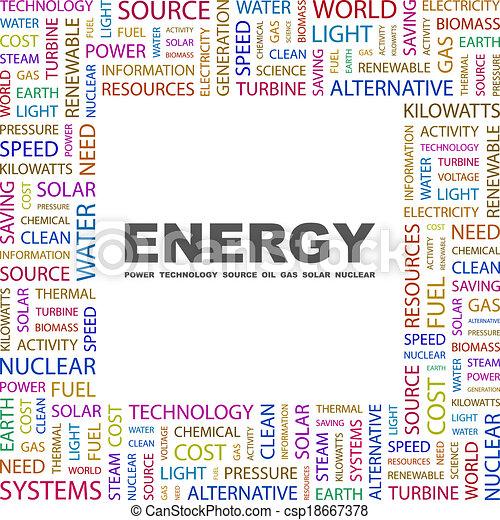 ENERGY - csp18667378