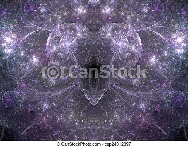Energy of Love - csp24312397