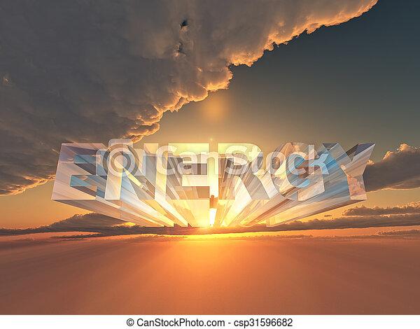 energy - csp31596682