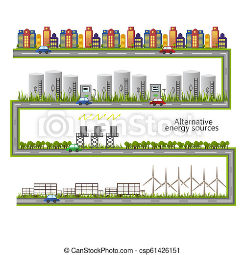 energy., renovável - csp61426151