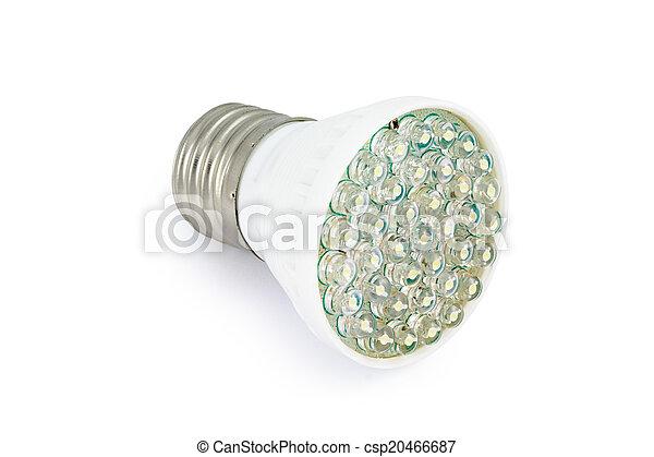 Energy saving LED light bulb E27 - csp20466687