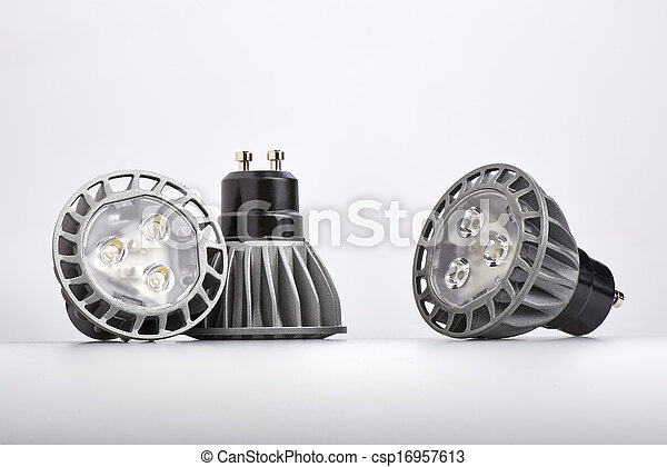 Energy saving LED light bulb - csp16957613