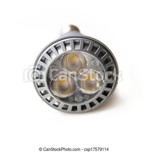 Energy saving LED light bulb - csp17579114