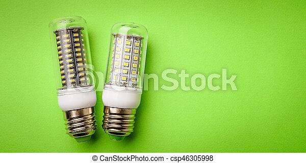 Energy saving LED light bulb - csp46305998