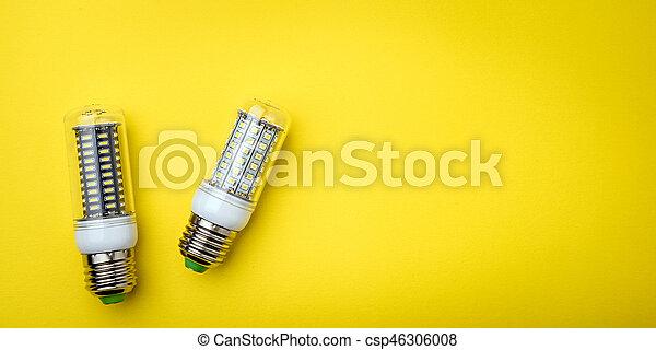 Energy saving LED light bulb - csp46306008