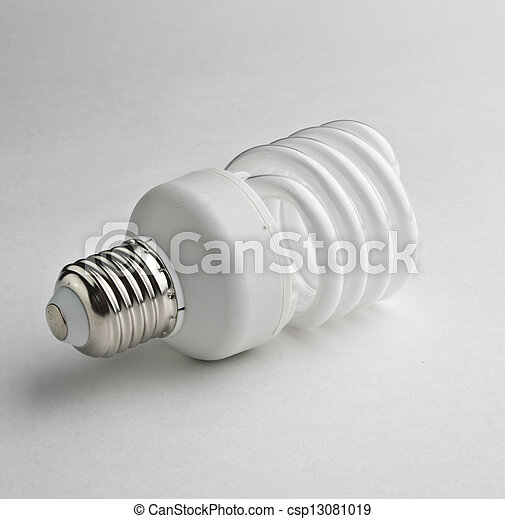 Energy saving light bulb - csp13081019