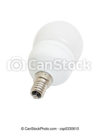 Energy saving light bulb - csp5330610
