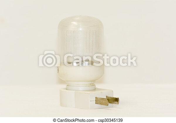 Energy saving light bulb - csp30345139