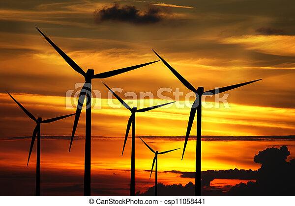 Energy - csp11058441
