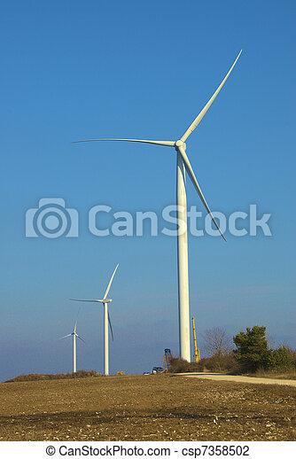 energy - csp7358502