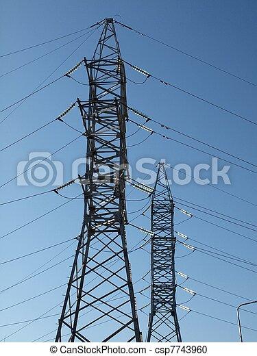 Energy transportation - csp7743960