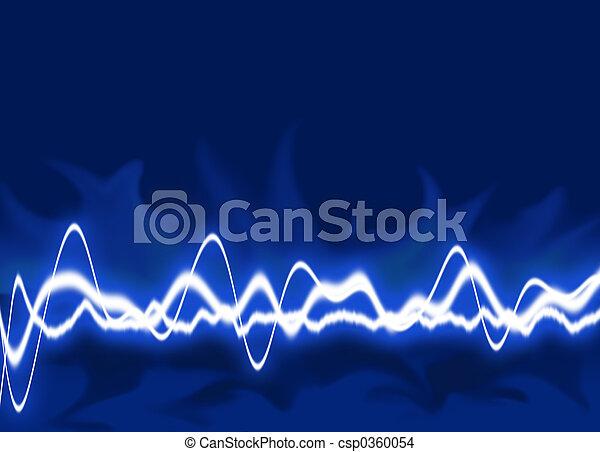 Energy waves - csp0360054