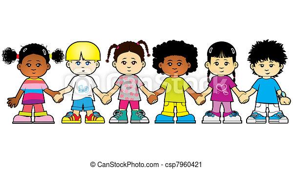 enfants - csp7960421