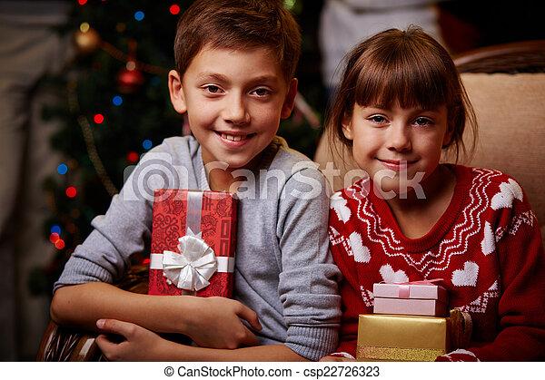 enfants, heureux - csp22726323