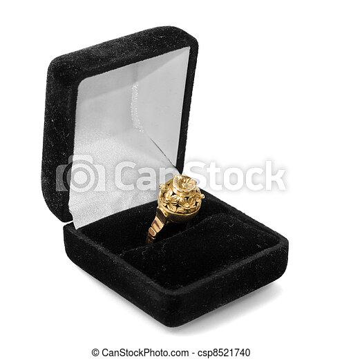 Engagement ring - csp8521740