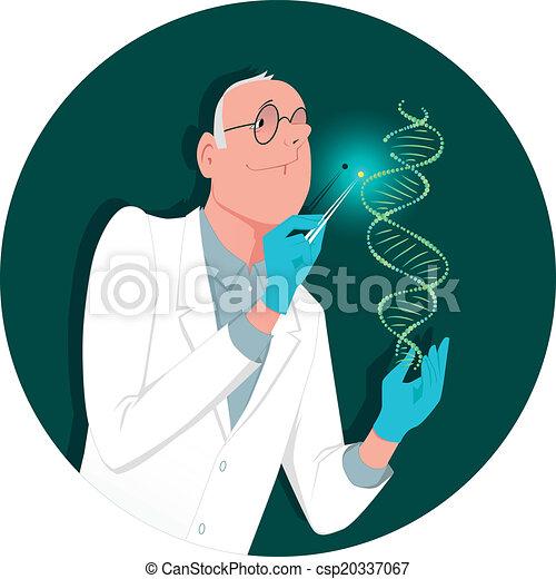 engenharia genética - csp20337067