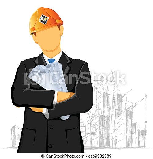engenheiro - csp9332389