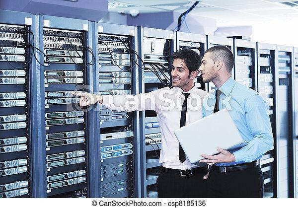 engenheiros, quarto usuário, rede, aquilo - csp8185136