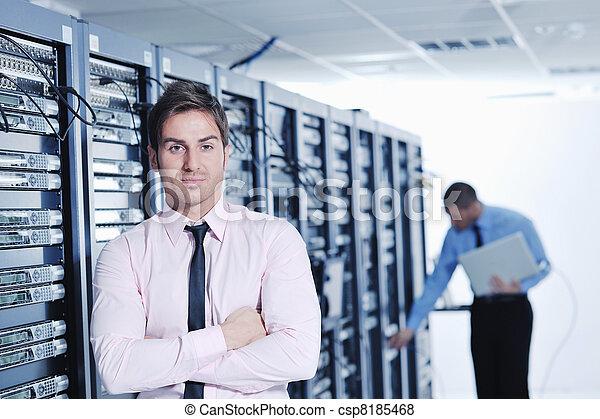 engenheiros, quarto usuário, rede, aquilo - csp8185468