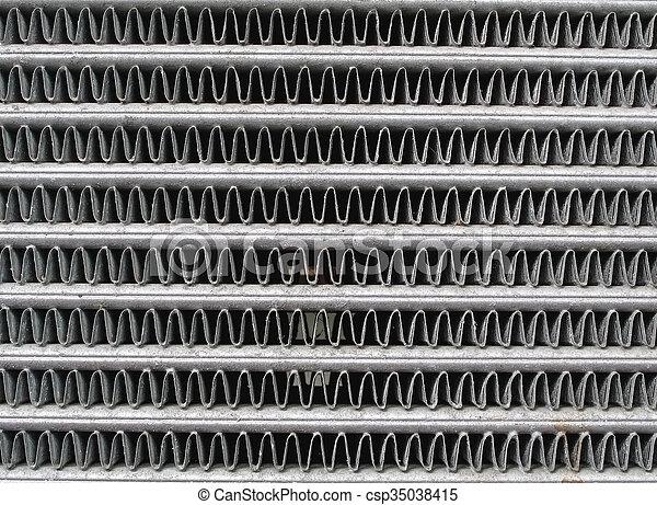 Engine cooling radiator - csp35038415