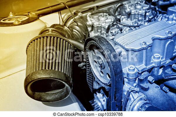 engine - csp10339788