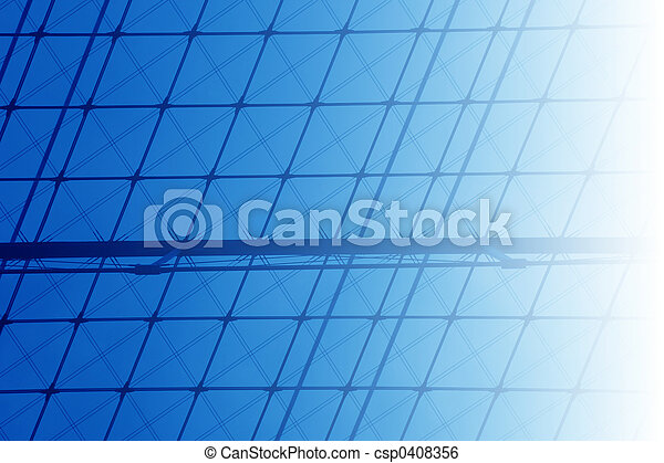 Engineering blue background - csp0408356