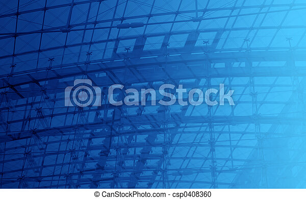 Engineering blue background - csp0408360