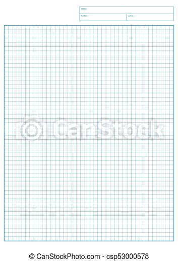 Engineering Graph Paper Printable Graph Paper Vector  Vectors