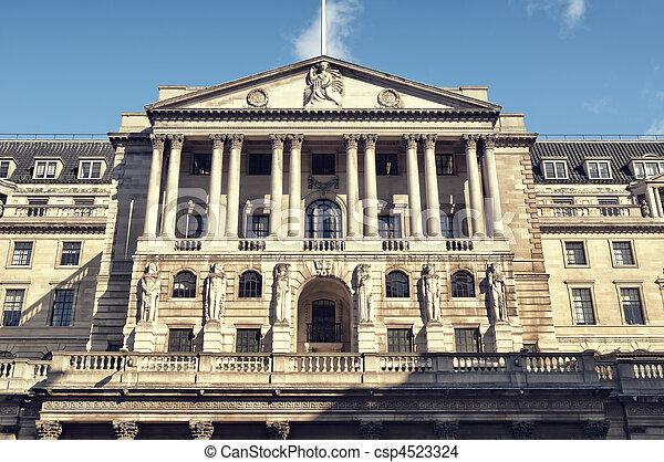 england, bank, london. - csp4523324