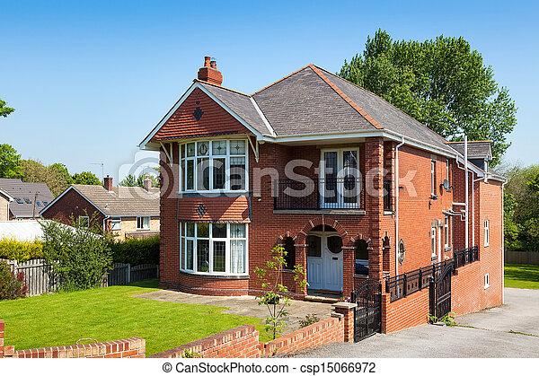 English house - csp15066972