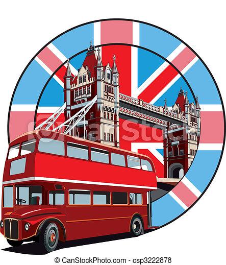 English Style II - csp3222878