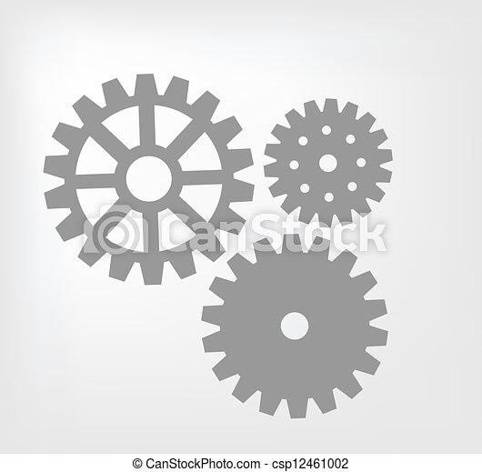 Mecanismo de carga - csp12461002