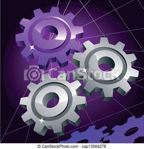Gears - csp13564278