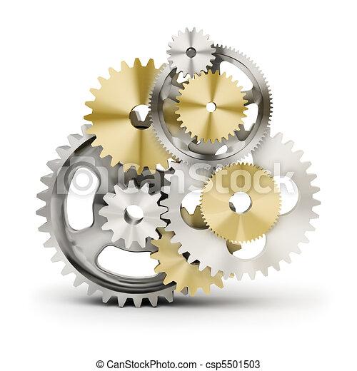 engrenages - csp5501503