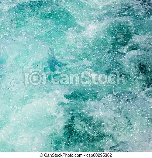 Un torrente loco - csp60295362