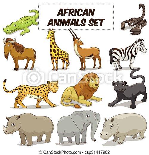 Liste des animaux de la savane va21 jornalagora - Animaux savane africaine ...