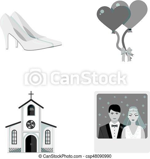 ensemble chaussures vitraux l gant glise monochrome vecteurs eps rechercher des. Black Bedroom Furniture Sets. Home Design Ideas