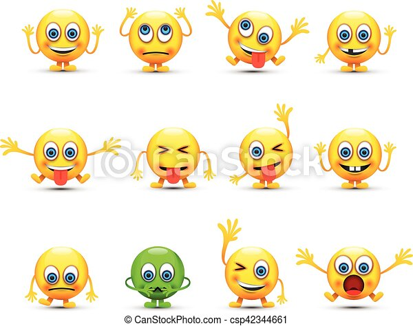 ensemble, emoji - csp42344661