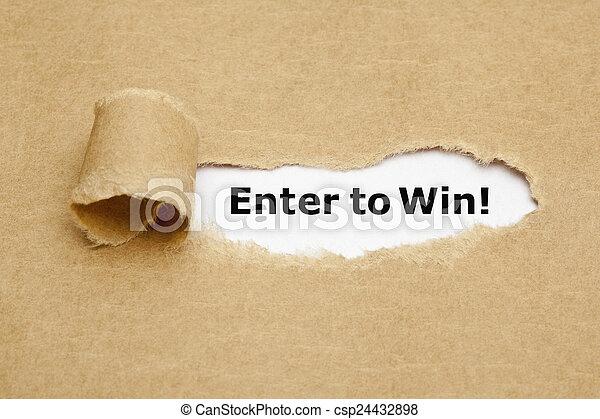Enter to Win - csp24432898