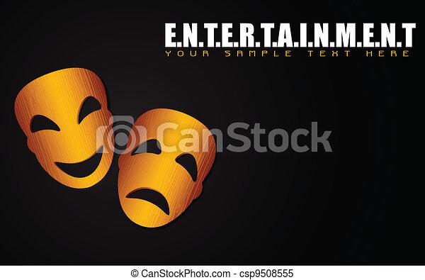 Entertainment Mask - csp9508555
