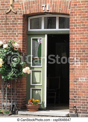 entrance - csp0646647