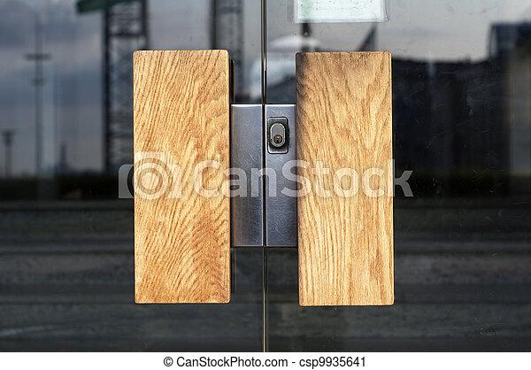 Entrance - csp9935641