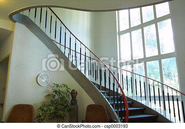 Entrance staircase - csp0003193