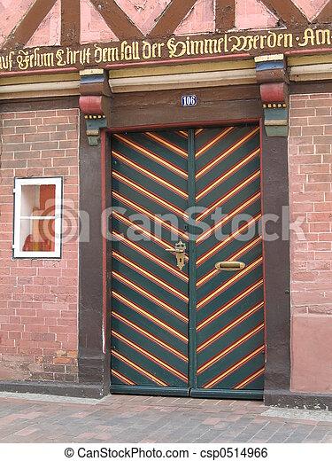 Entrance - csp0514966