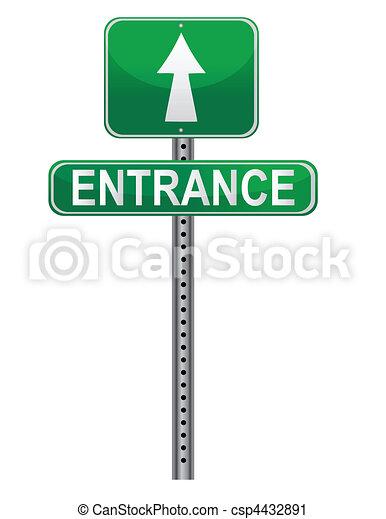 Entrance Clip Art