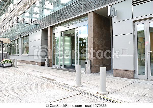 Ufficio Di Entrata : Entrata moderno ufficio