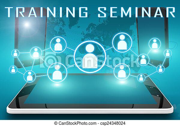 seminario de entrenamiento - csp24348024