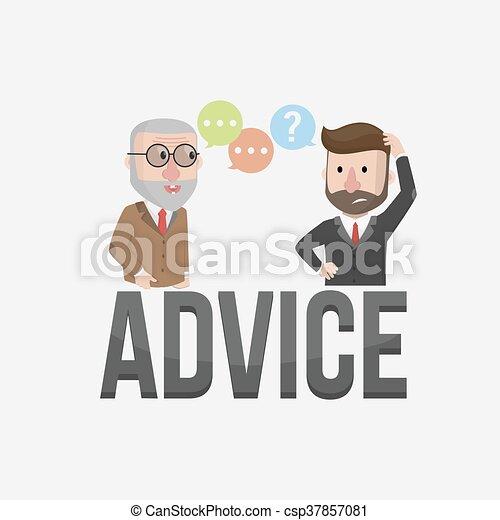 entrepreneur, conseil - csp37857081