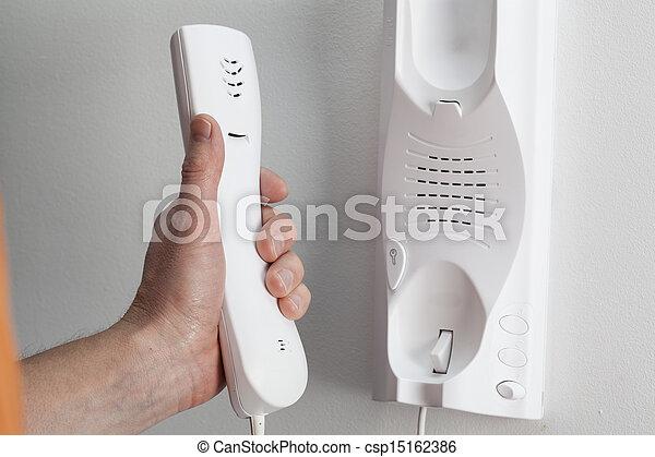 Entry phone - csp15162386