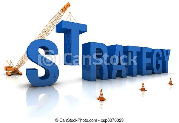 entwickeln, strategie - csp8076023